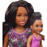 Barbie Барби сестры Шкипер няня время купаться FXH06 Skipper Babysitters Inc. Bathtime Playset, фото 4