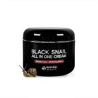 Крем для лица с муцином черной улитки EYENLIP Black Snail All In One Cream 100ml