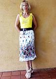 Юбка плиссе George (пр-во Шри-Ланка) (48 размер,  размер L ), фото 4