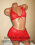 Эротическое белье Сексуальное боди  Для ролевых игр  Игровой костюм Red Riding Hood (размер L  размер 48 ), фото 3