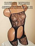 Эротическое белье. Эротический боди-комбинезон Corsetti Fiesta (54 размер размер XXL), фото 3