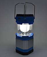 Фонарь-лампа кемпинговый Ten&JunHt TJ-8806 c USB выходом Power Bank и солнечной панелью, фото 1