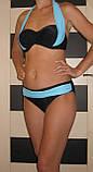 Элегантный купальник  NAKIAEOI с двойным push-up. (40 размер, размер S ), фото 4