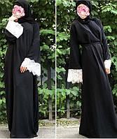 Платье абая в арабском стиле