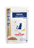 Корм Royal Canin Renal with Chicken 85 g