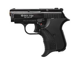 Пистолет сигнальный Ekol Volga (9.0мм), черный