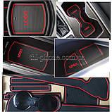 Килимок для Honda Accord X 10 10th MK10 противогрязевой гелевий гумовий, фото 6