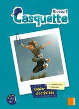 Casquette 1 Сahier d'activités / Samir Editeur / Рабочая тетрадь