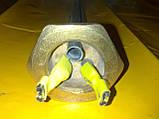 "Тен в алюмінієву батарею права різьба 1.0 кВт./ 1"" дюйм L-390 мм. виробництво Китай KAWAI, фото 2"