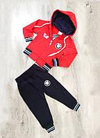 Детский спортивный костюм для мальчика  размер 92,98,110 на  2,3,,5 лет Турция
