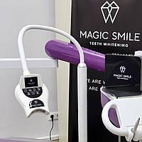 MAGIC SMILE Аппарат для отбеливания зубов MagicLight PRO. Беспроцентная Оплата частями от ПриватБанк/Монобанк
