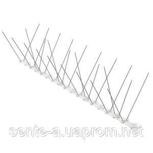 Антиприсадные шипы от птиц (3D) Ekochron, 0,5 м Польша