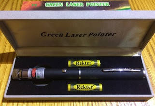 Лазерна указка Green Laser Pointer 8410. Зелений промінь