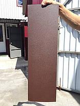 Матовая металлочерепица Monterrey, толщина 0,45 Словакия, фото 2