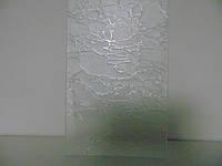 Стекло для дверей Дельта бесцветное, фото 1