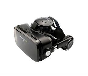 Очки виртуальной реальности 3D Bobo VR Z4 с пультом и наушниками Black