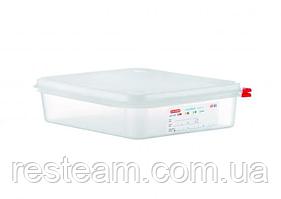 03032 Емкость для хранения с кр. Araven GN 1/2 (32,5x26,5x6,5 см) 3,8 л
