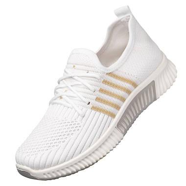 Жіночі кросівки Fugi 39 White, фото 3
