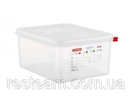 03034 Емкость для хранения с кр. Araven GN 1/2 (32,5х26,5х15 см) 10 л