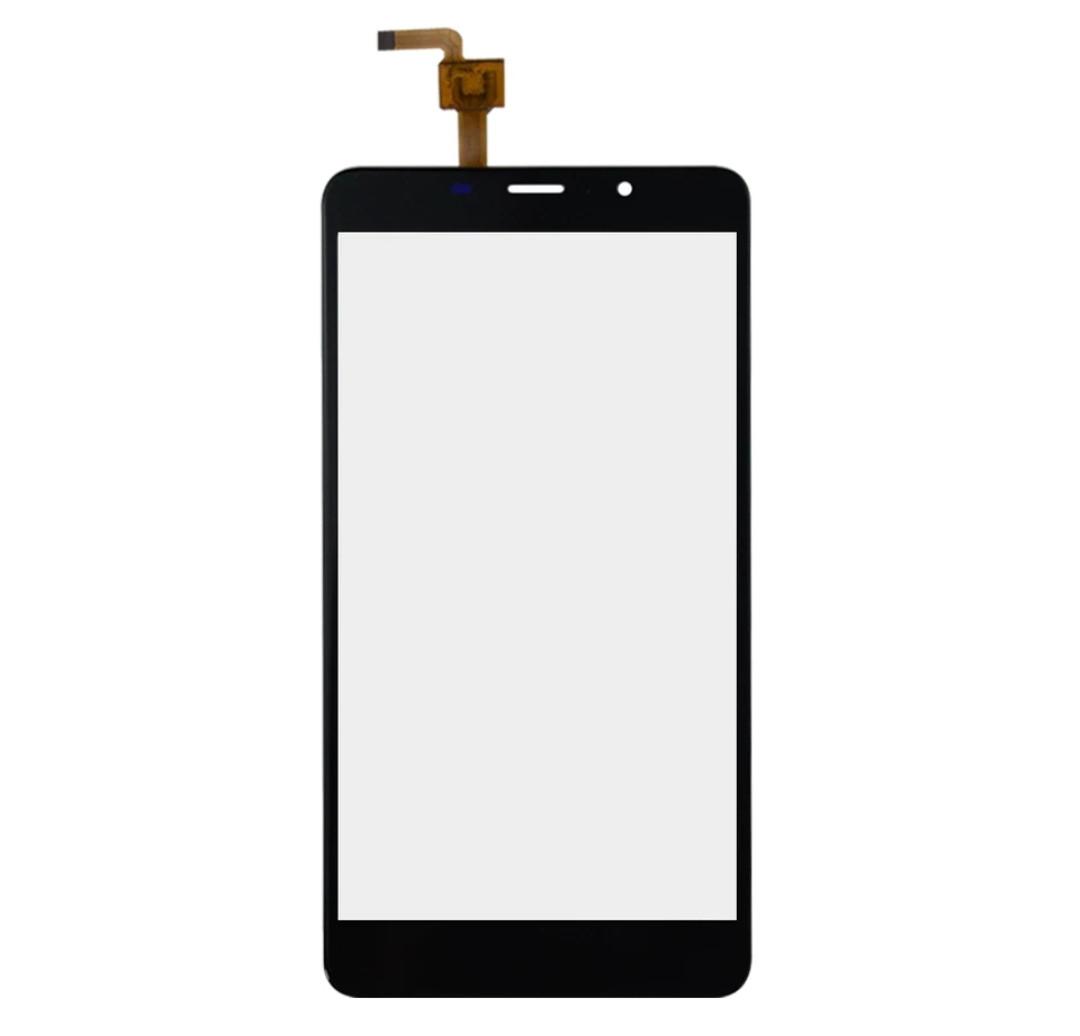 Touchscreen (сенсор) для Leagoo M8 Чорний