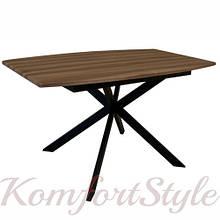 Стол деревянный кухонный Даллас 1400(1800) х 850 мм