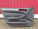Карта обшивка двери левая передняя Audi A6 C5 4B1867105, фото 2