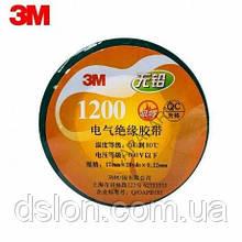 3М Vinyl Plastic Electrical Tape 1200, 17 мм х 20 метров (изолента черная)