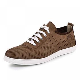 Туфли кеды мужские Maxus кожа