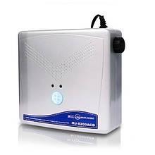 Автономный компрессор для аквариума Minjiang MJ-s8200 (300-500 л/ч) на батарейках/от сети