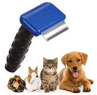 Фурминатор для собак и кошек Little S 4.5 см. without button VX