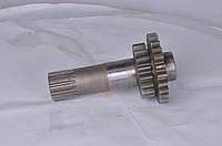 Вал ведущий привода ВОМ МТЗ (производство МЗШ) (арт. 70-1601026), rqn1