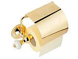 Держатель для туалетной бумаги KUGU Pan 011G, фото 5