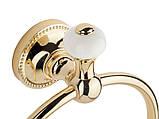 Кольцо для полотенца KUGU Pan 004G, фото 4