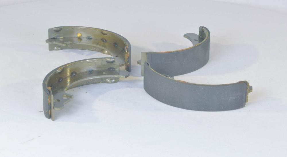 Колодка гальмівна ВАЗ 2108 задн. (комплект-4шт.) (виробництво ВІС) (арт. 21080-350209055)