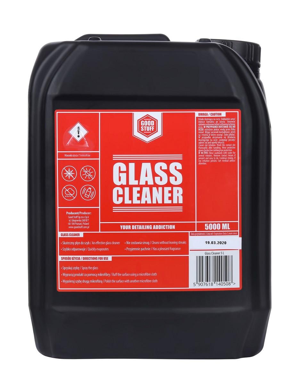 Glass Cleaner очиститель для стекол (5 литров)