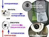 Чаша подвесного унитаза с функцией биде IDEVIT Vega 2804-0605, фото 3