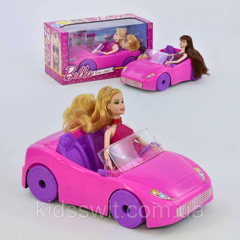 Лялька з машиною, DS 008 В