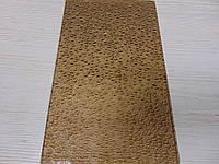 Скло для дверей Діамант бронза, фото 1