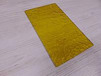 Стекло для дверей Атлантик желтый, фото 1