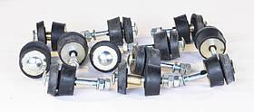 Комплект кріплення кузова УАЗ 31512,31514,469 (7 найменувань) (повний комплект на авто) (арт. 469-5001000-10)