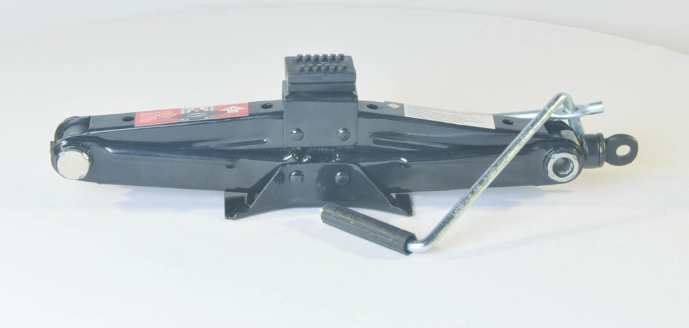 Домкрат механічний 1,5 т. 110/393мм. з гумкою (арт. DK52-105B)