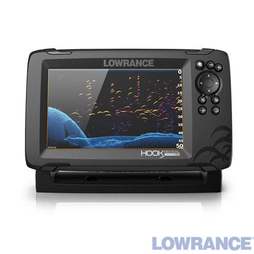 Эхолот Lowrance Hook Reveal 7 83/200