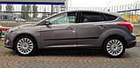 Молдинги на двері для Ford Focus Mk3 2010-2014, фото 2