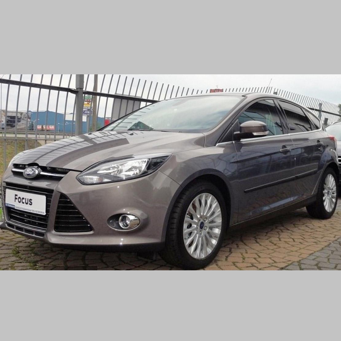 Молдинги на двері для Ford Focus Mk3 2010-2014