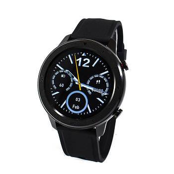Смарт-часы NO.1 DT78 Silicone Band Black