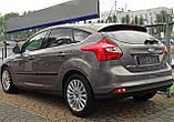 Молдинги на двері для Ford Focus Mk3 2010-2014, фото 3