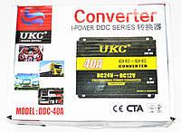 Автомобильный преобразователь UKC 40А 24В в 12В, фото 4