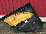 Карта обшивка дверей права задня Opel Corsa D 13232907, фото 2