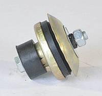 Комплект крепления опоры двигателя УАЗ 452, 31512, 3303, 3741 (10 наименований, полный комплект на двигателя) (производство Украина) (арт., rqx1qttr