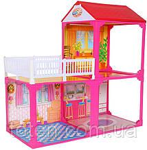 Домик для Барби 6982A My Lovely Villa 4 варианта сборки